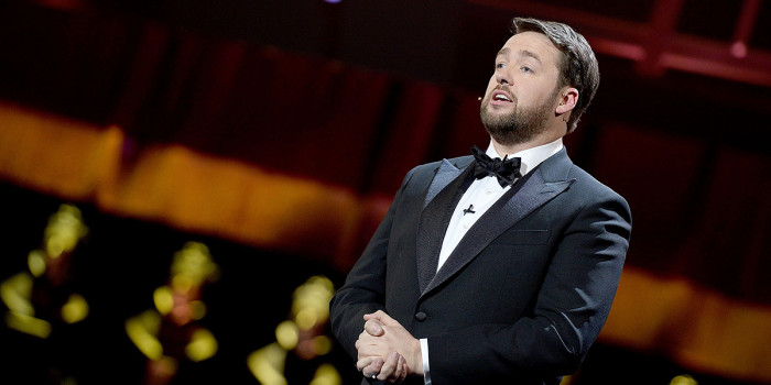 Jason Manford at the Olivier Awards 2017 with Mastercard (Photo: Jeff Spicer/Getty Images)