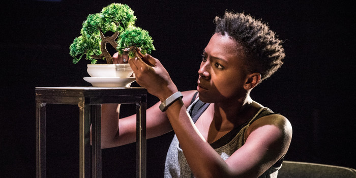 The Phlebotomist at Hampstead Theatre Downstairs (Photo: Marc Brenner)