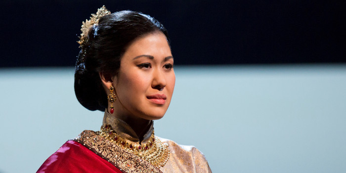 Ruthie Ann Miles, The King And I