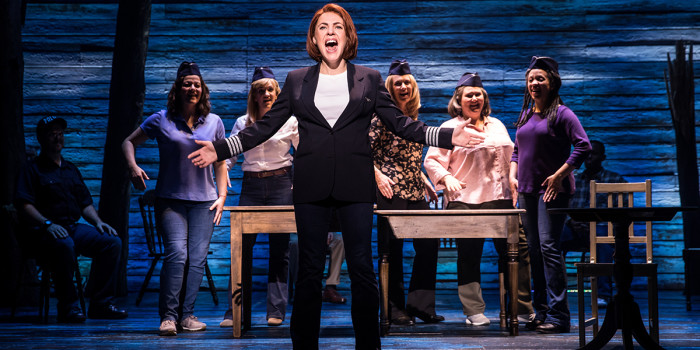 Rachel Tucker, Come From Away