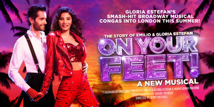 On Your Feet! at the London Coliseum