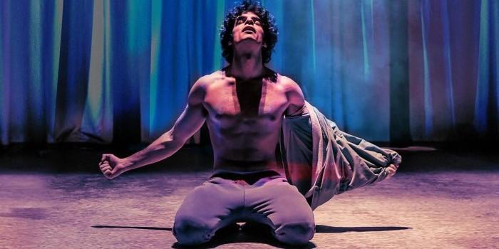 Ethan Kai as Alan Strang in Equus