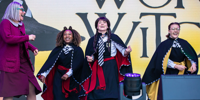 The Worst Witch at West End LIVE 2019 (Photo: Pamela Raith)
