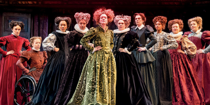 The RSC's The Taming Of The Shrew