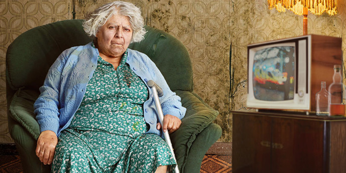 Miriam Margolyes in Sydney & The Old Girl at Park Theatre