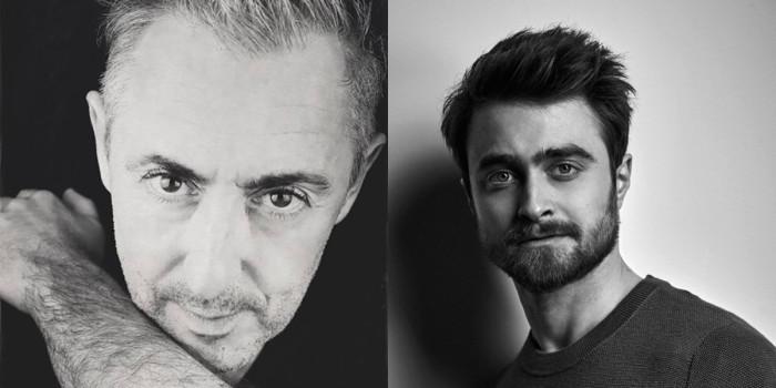 Alan Cumming & Daniel Radcliffe