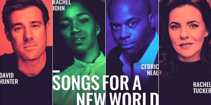 London shows 2021: Cast of Songs For A New World