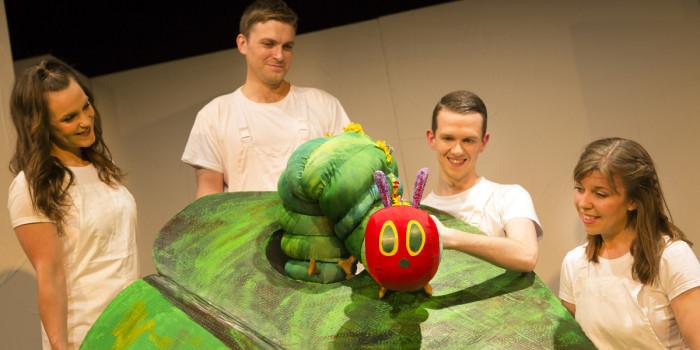 The Very Hungry Caterpillar Show. Phot by Pamela Raith.