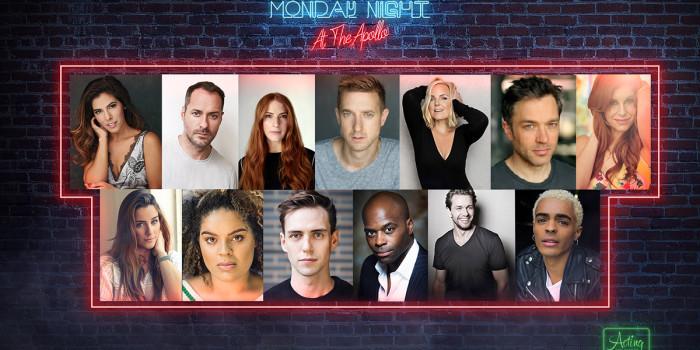 Monday Night At The Apollo Cast