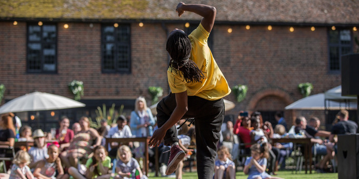 Greenwich Dance Moving Eltham. Photo by Roswitha Chesher.