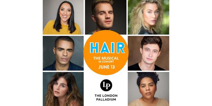 Hair The Musical at the London Palladium