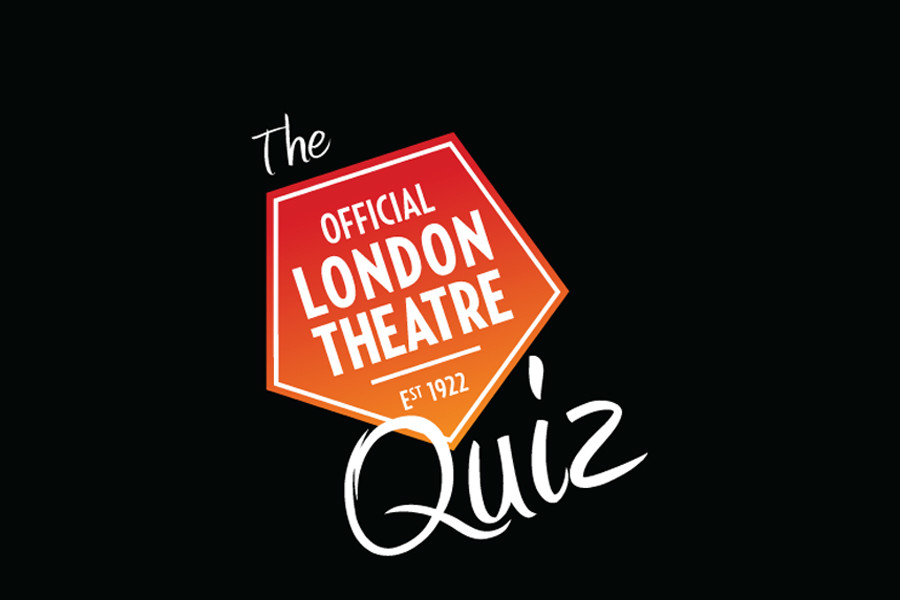 Win prizes with our theatre quiz