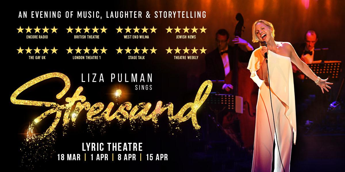 Liza Pulman Sings Streisand tickets | Official London