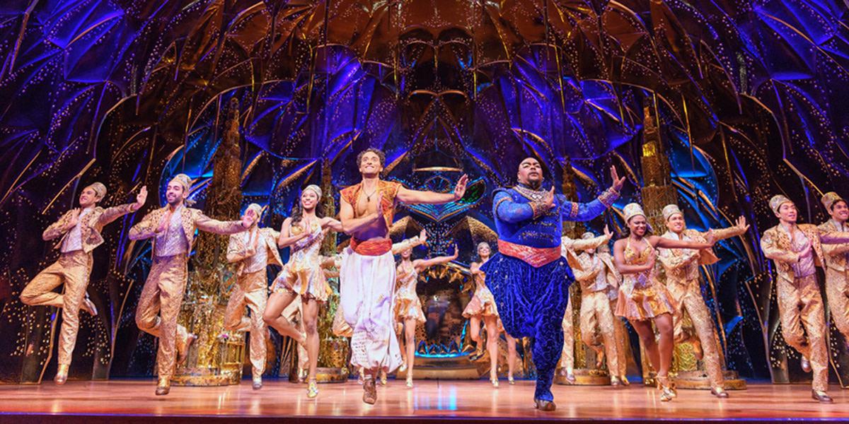 Autism Friendly Performance Of Disneys >> Disney S Aladdin Announces Second West End Autism Friendly Performance