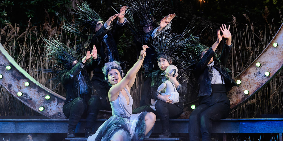A Midsummer Night's Dream tickets, Regent's Park Open Air Theatre