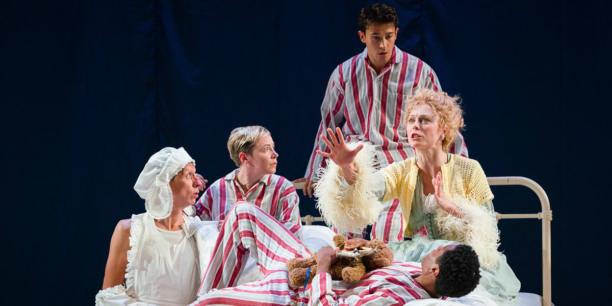 First look: Peter Pan | Official London Theatre