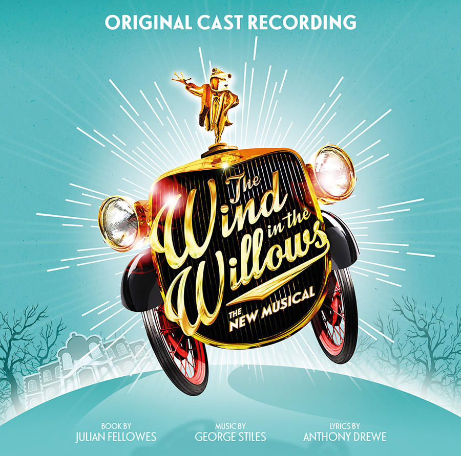 The Wind In The Willows cast album artwork