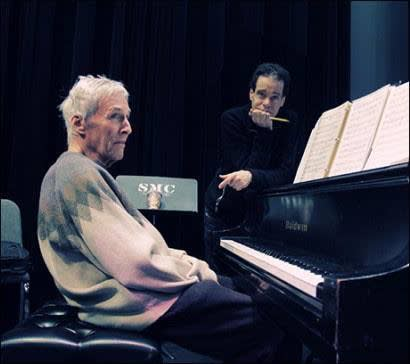 Burt Bacharach and Steven Sater