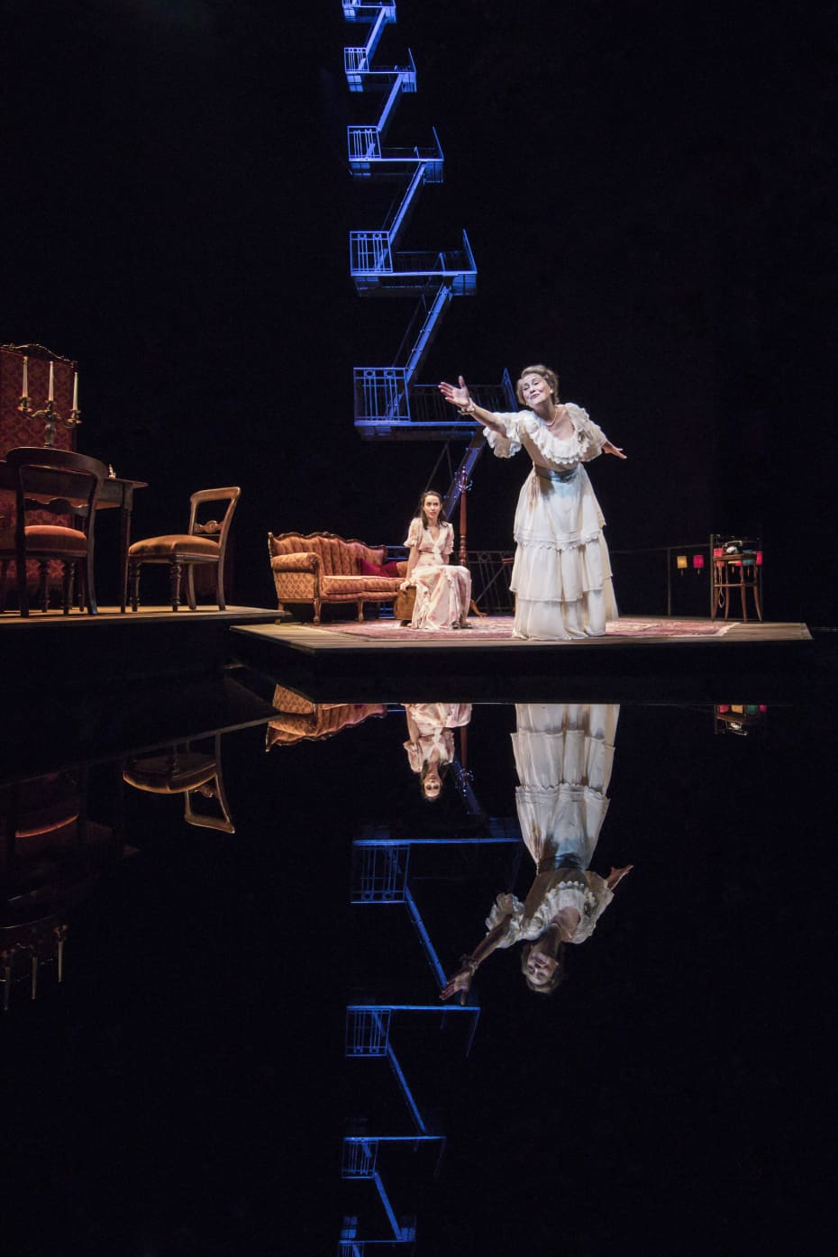 The Glass Menagerie set (Photo: Johan Persson)