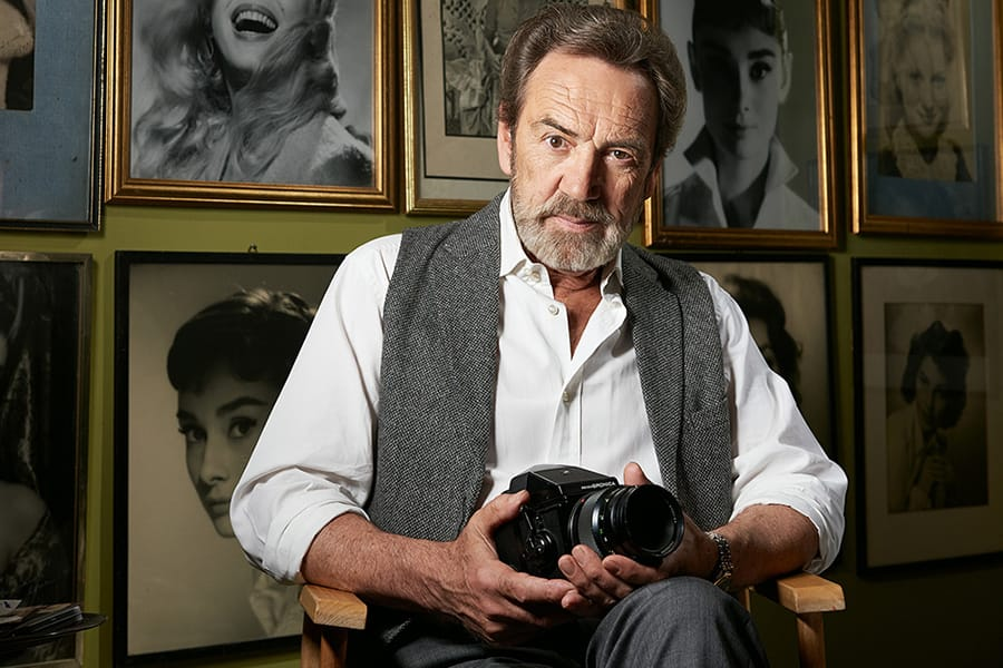 Robert Lindsay in Prism at the Hampstead Theatre