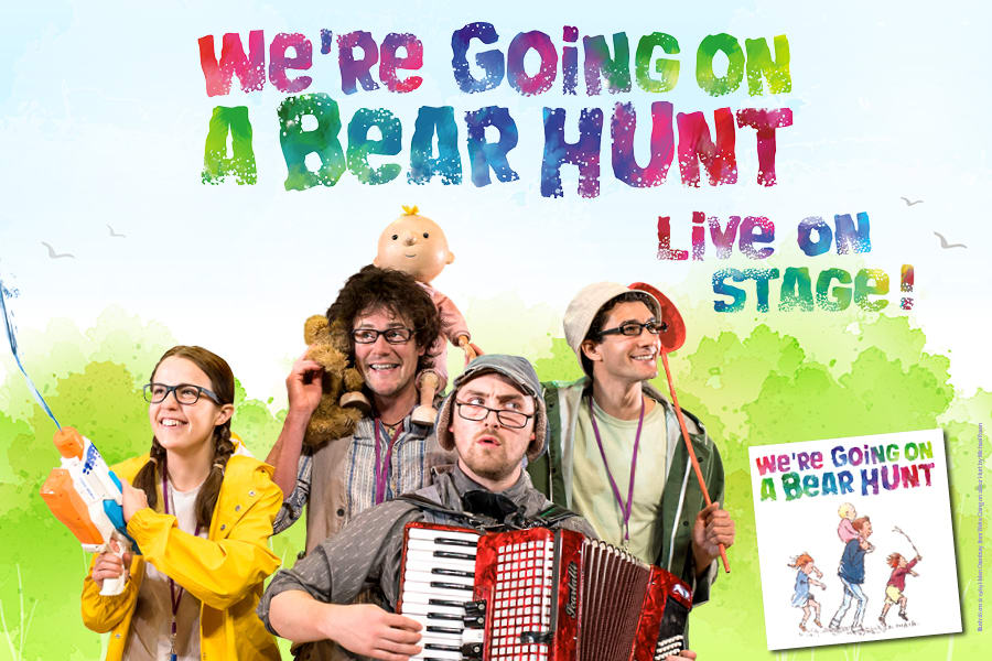 KW17 - We're Going On A Bear Hunt