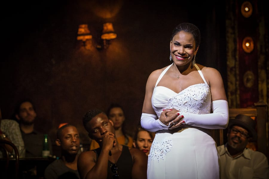 Audra McDonald in Lady Day At Emerson's Bar & Grill at Wyndham's Theatre (Photo: Marc Brenner)