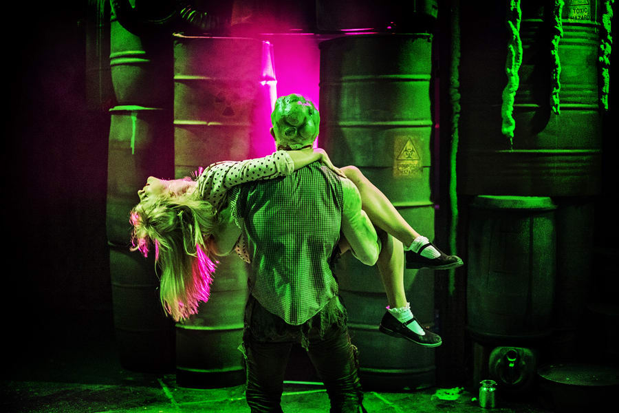 The Toxic Avenger at Arts Theatre