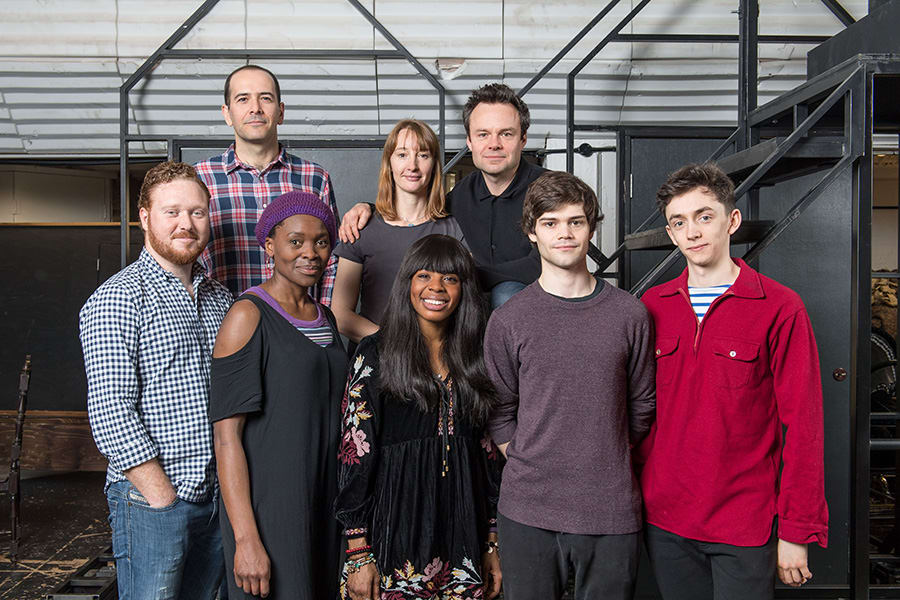 The new West End cast of Harry Potter And The Cursed Child (Photo: Manuel Harlan)