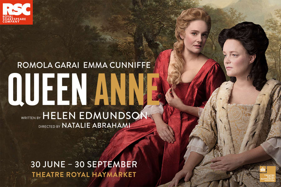 Queen Anne at the Theatre Royal Haymarket