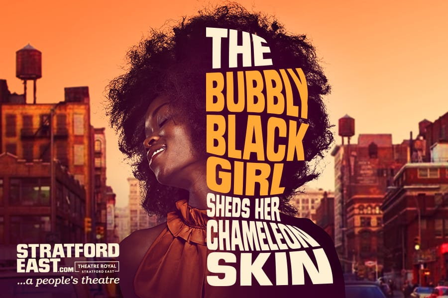 The Bubbly Black Girl Sheds Her Chameleon Skin - 900x600