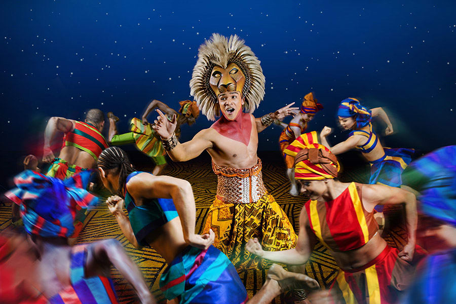 Disney's The Lion King: Reprise (Photo: Dewynters Photography © Disney)