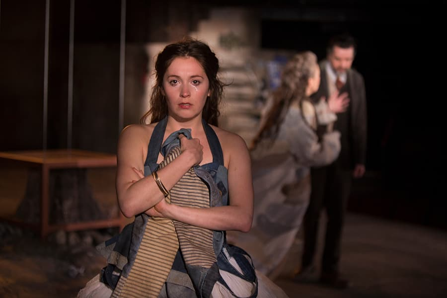 RSC Cymbeline. Photo by Ellie Kurttz