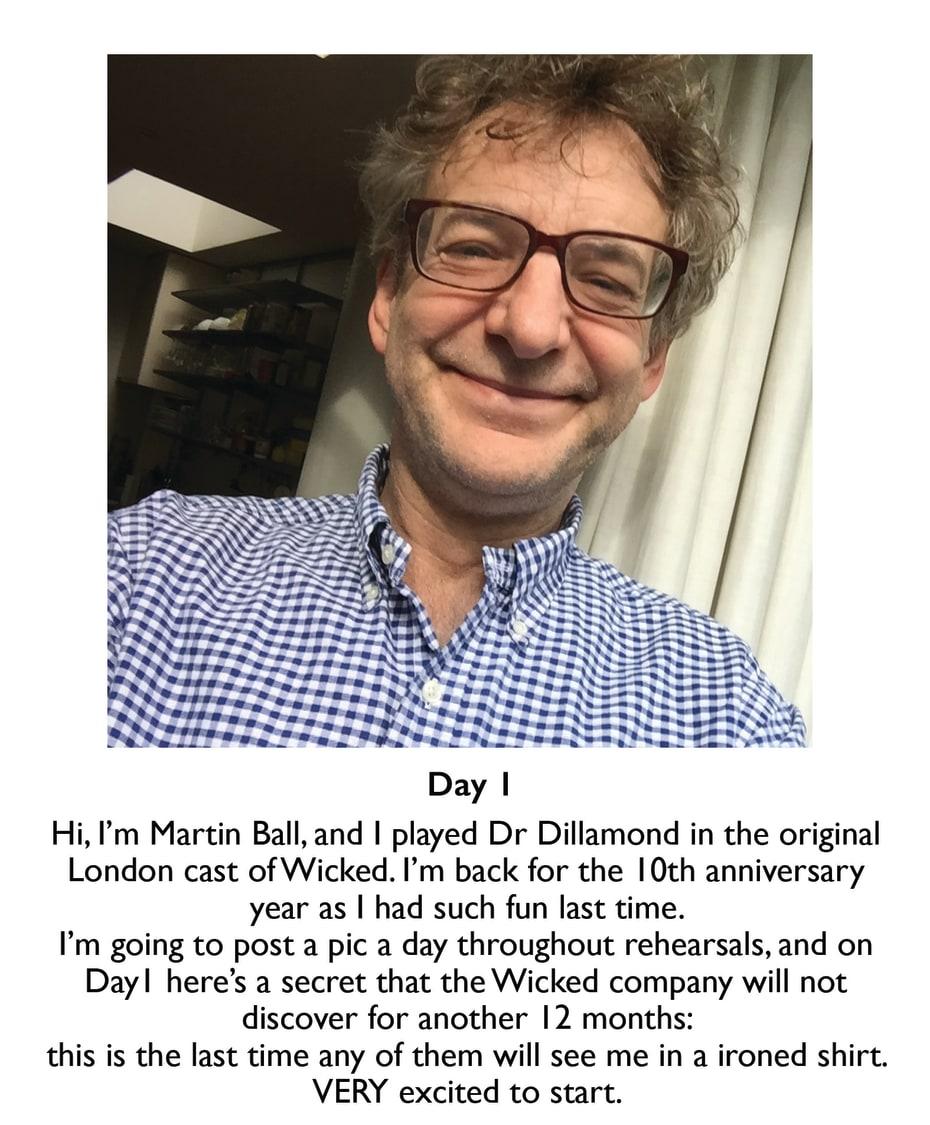 1. Martin Ball photo diary