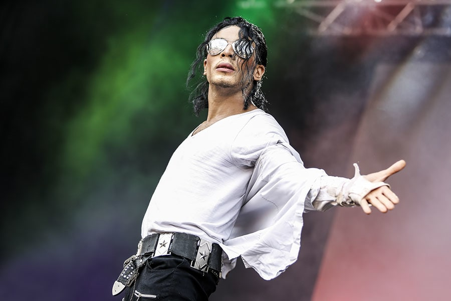Thriller Live at West End LIVE 2016 (Photo: Pamela Raith)