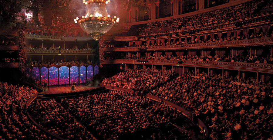 3_The 25th anniversary production at The Royal Albert Hall