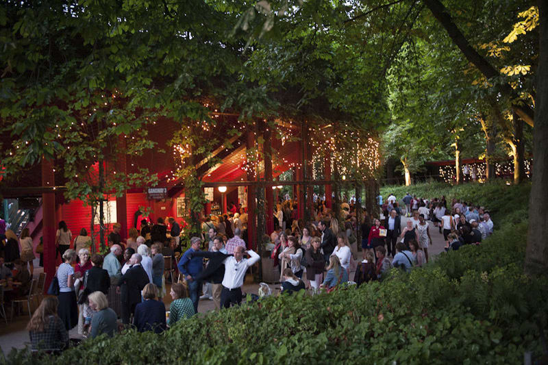 Regent's Park Open Air Theatre bar