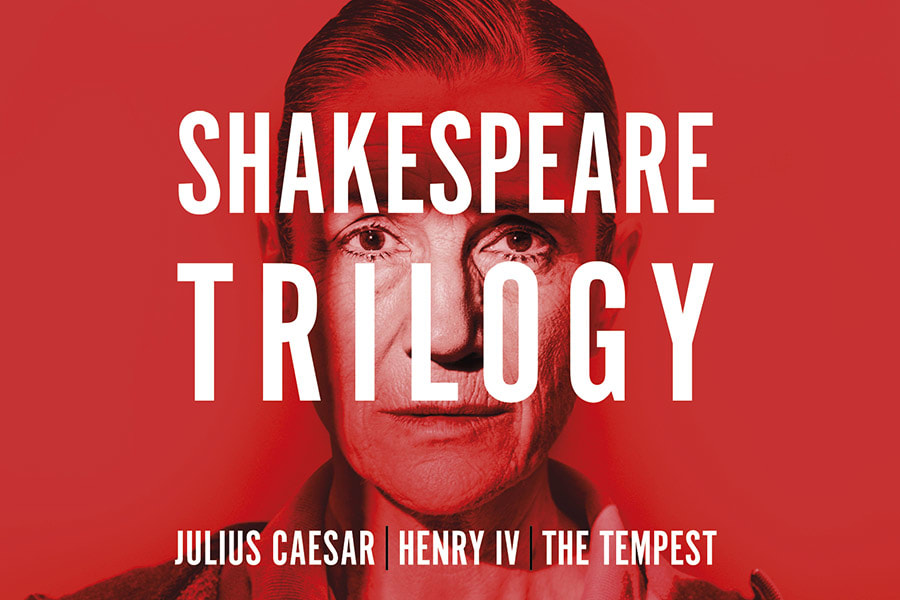 Donmar Shakespeare Trilogy Autumn 2016