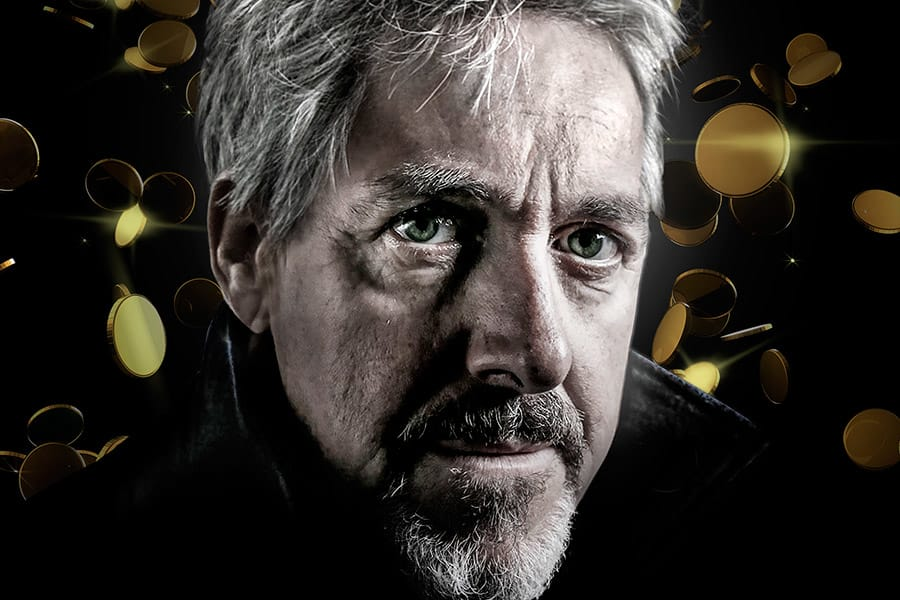 The Miser's Griff Rhys Jones