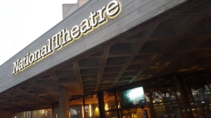National Theatre exterior