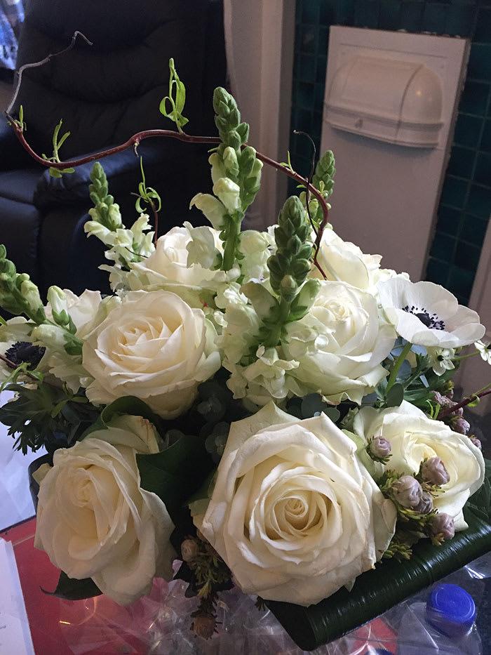 Ben Forster's flowers
