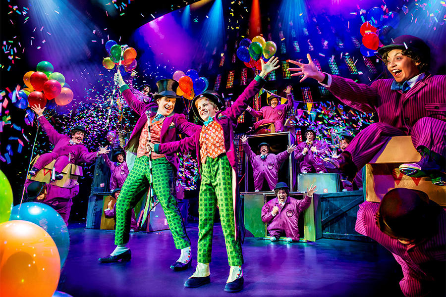 Charlie And The Chocolate Factory (Photo: Matt Crockett)