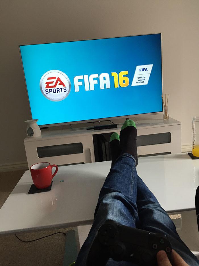 Dayle Hodge - FIFA