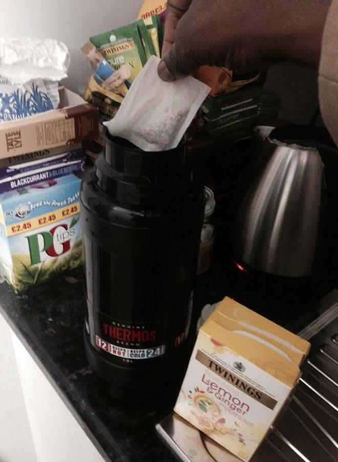 Rolan Bell: Tea