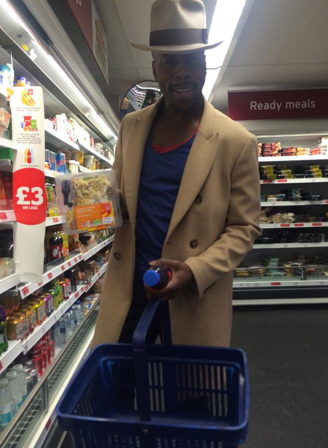 Rolan Bell: Sainsbury's