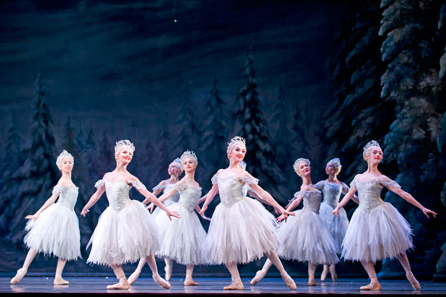 The Royal Ballet's The Nutcracker (Photo: Tristram Kenton)