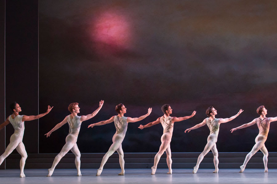 The Royal Ballet's Rhapsody (Photo: Johan Persson)