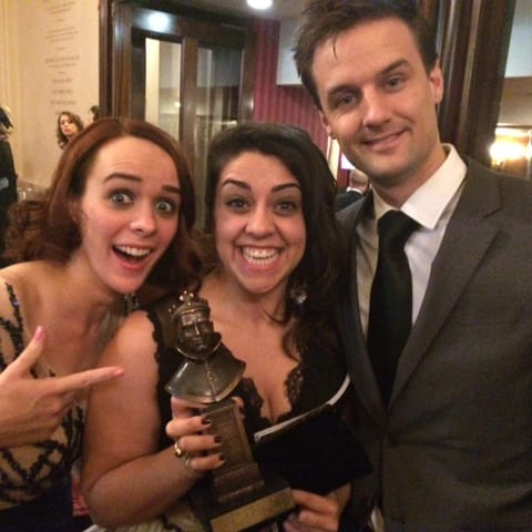 A Day In The Life Of The Play That Goes Wrong: Winners!
