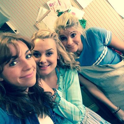 Jessica Daley's Mamma Mia diary 8