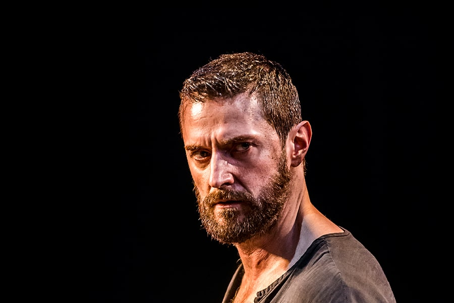 Richard Armitage stars in The Crucible, playing at the Old Vic (Photo: Johan Persson) (CAROUSEL)