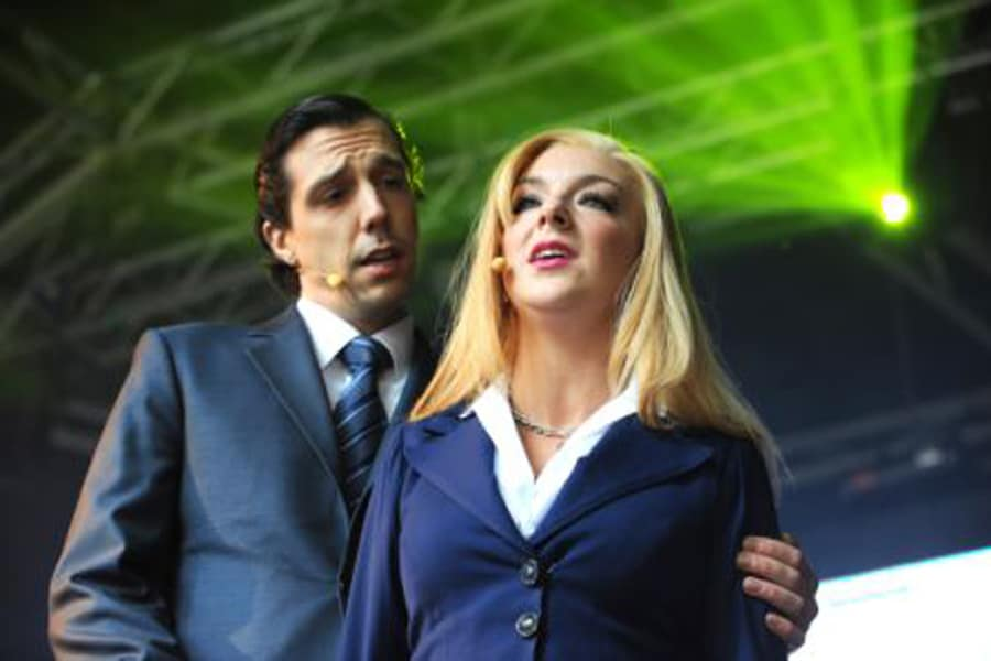 Sheridan Smith at West End LIVE